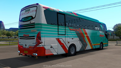 Jetbus 3 SHD Adudu Edit Scania K360 efisiensi
