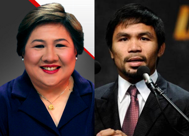 Asia's politcial expert: Manny Pacquiao is the 'Benjamin of the chamber'