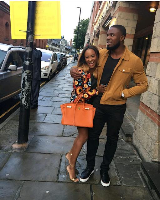 I And My Footballer Boyfriend Victor Anichebe Have Broken Up DJ Cuppy Says