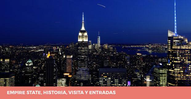 Empire State historia visita y entradas