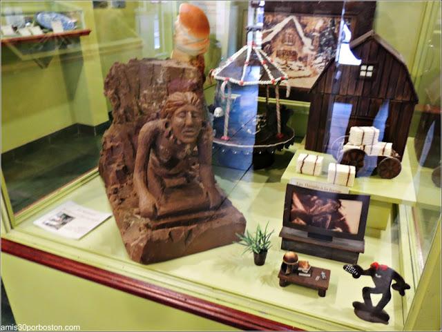 Museo del Chocolate Érico-CHOCOLATERIE-Musee-Du-Chocolat en Quebec