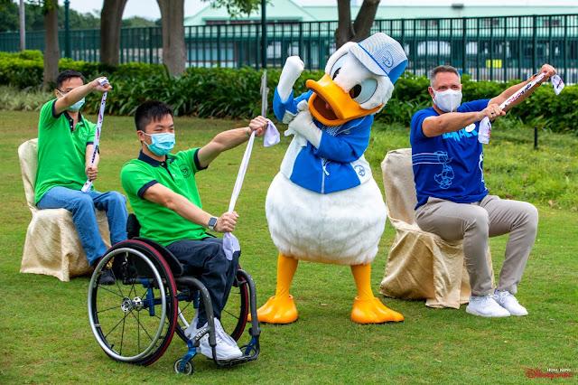 香港迪士尼 在疫情下支援「演藝人員」,並積極籌備全新日間匯演。, 致力實踐「共融尊重」,支持本地「動歷社區齊起動」計劃!, Michael-Moriarty-interview-May-3-2021-Hong-Kong-Disneyland