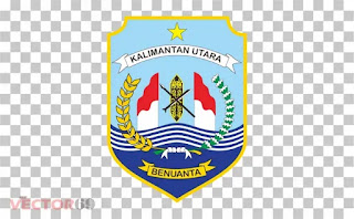 Logo Provinsi Kalimantan Utara (Kalut) - Download Vector File PNG (Portable Network Graphics)