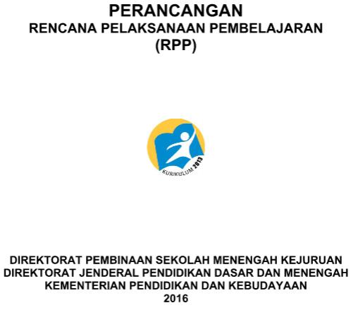 Materi Pelatihan Kurikulum 2013 Instruktur Nasional 2016 Lengkap Kurikulum 2013 Revisi