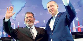 """أردوغان يصف """"محمد مرسي"""" بعد وفاته بـ""""الشهيد"""" والسيسي بـ""""الظالم"""""""