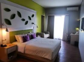 Kamar Hotel Shakti Bandung