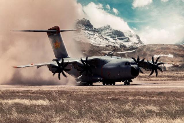 Kazakhstan đặt hàng hai máy bay A400M từ Airbus