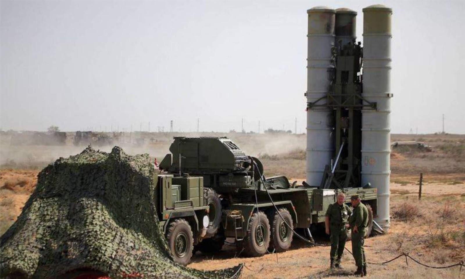 Prajurit Turki akan dilatih di Rusia untuk mengoperasikan S-400