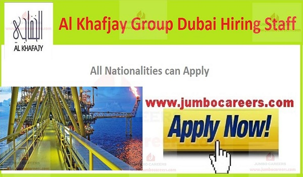 Show all new jobs in Dubai,