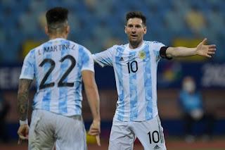 Аргентина - Колумбия где СМОТРЕТЬ ОНЛАЙН БЕСПЛАТНО 7 июля 2021 года (ПРЯМАЯ ТРАНСЛЯЦИЯ)