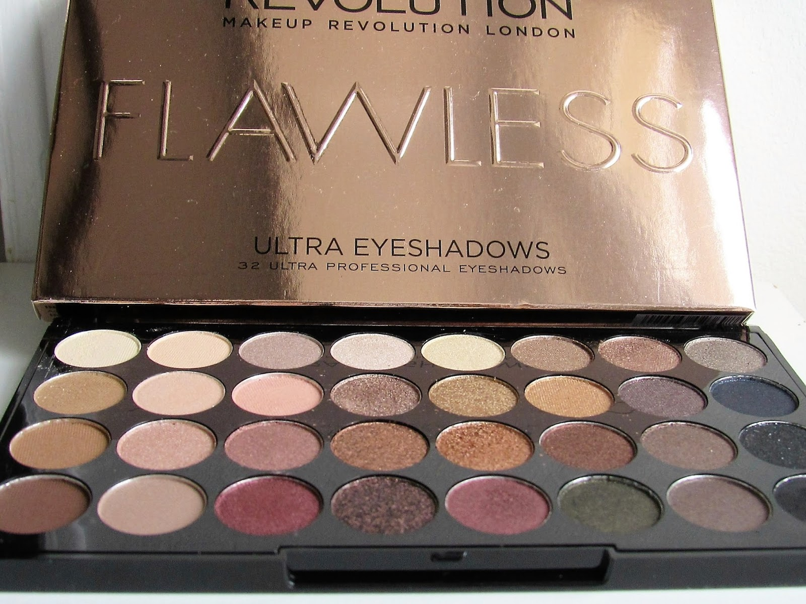 Where is makeup revolution from