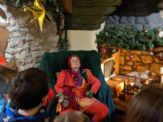 Elves Workshop & Father Christmas at Kielder Winter Wonderland