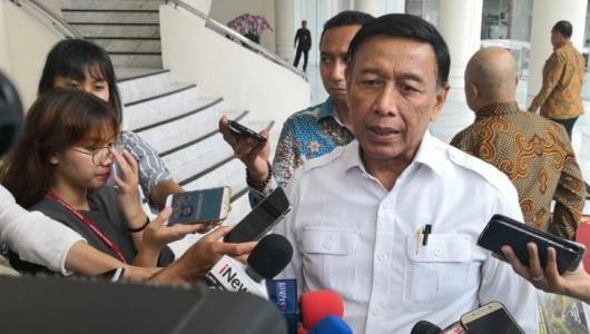 Pemerintah akan Lebih Tegas, Wiranto: Jangan Seenaknya di Negeri Ini!