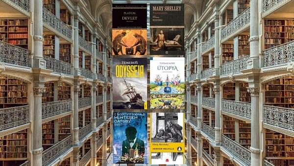 Okunması gereken kitaplar - Amerikan üniversitelerinde öğrencilere en çok okutulan 101 kitap