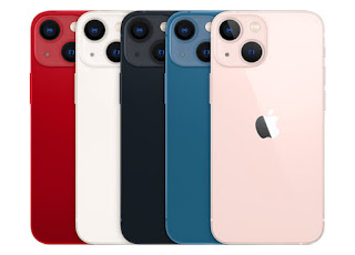 Apple iPhone 13 mini specifications