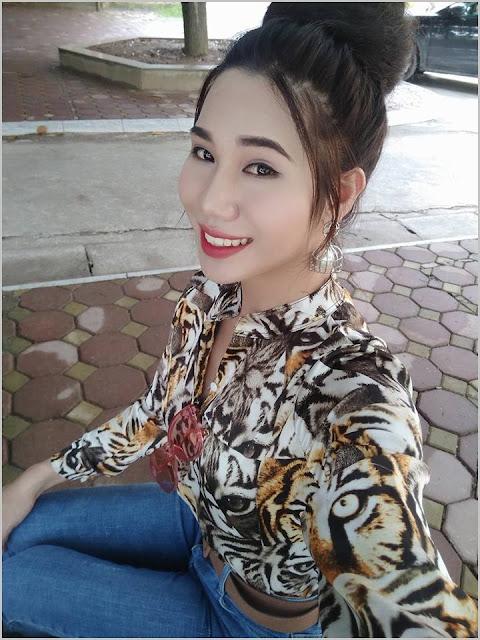 La Lam - Cô gái dân tộc Thái chuyển giới xinh đẹp gây xôn xao vì thân hình phẳng lì - Ảnh 4