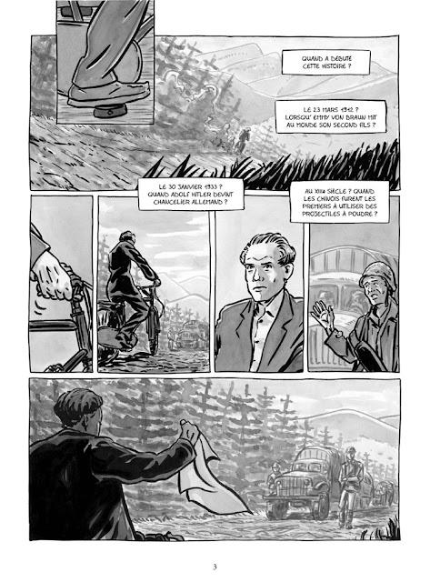 Von Braun de Robin Walter aux éditions Des ronds dans l'O page 5