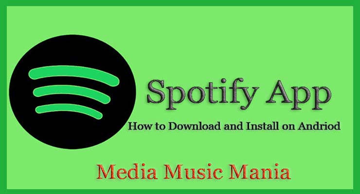 How to Download and Install Spotify App On Mobile Phone | Latest Tips
