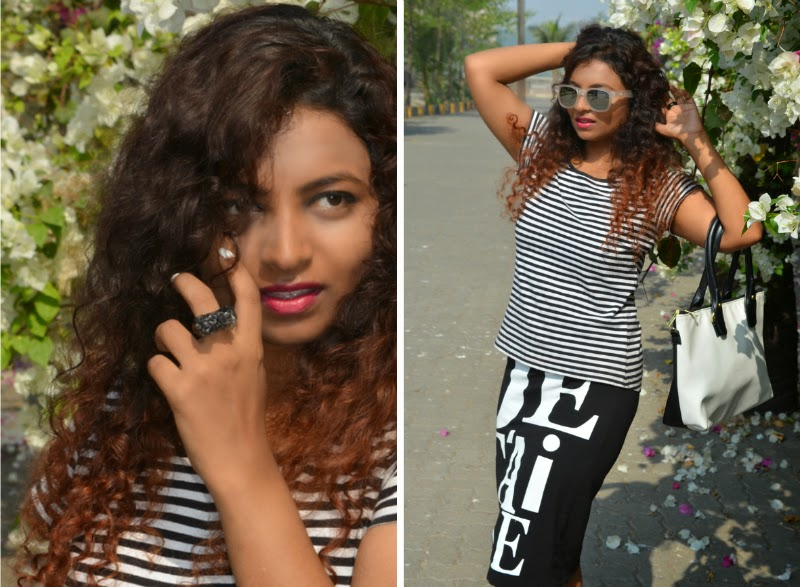 indian fashion blogs monochrome fashion trend