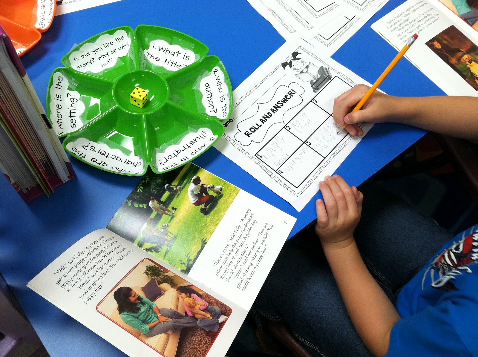 Life In First Grade Fun New Center Ideas
