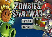 Plants Vs Zombies Star War