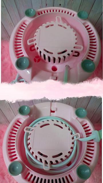 Blender Pintar dan Blender Terbaik Cosmos Blenz CB-801 P (warna pink). Kenapa disebut Blender Pintar? Karena bisa berhenti sendiri&ngeblenz sendiri. Jadi nda perlu ditungguin juga buat pencet tombol off, saat teksturnya sudah halus secara otomatis akan berhenti sendiri. Ciamik banget nda tuh! Efektif dan efisien kan jadinya, apalagi buat ibu-ibu yang multitasking happy banget deh pastinya punya blender pintar seperti Cosmos Blenz CB-801