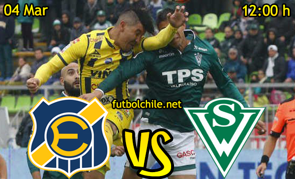 Ver stream hd youtube facebook movil android ios iphone table ipad windows mac linux resultado en vivo, online: Everton vs Santiago Wanderers