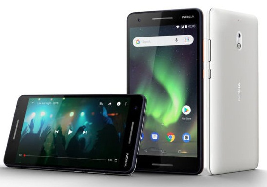 Nokia 2.1 Gets Android 10 Go Edition Update