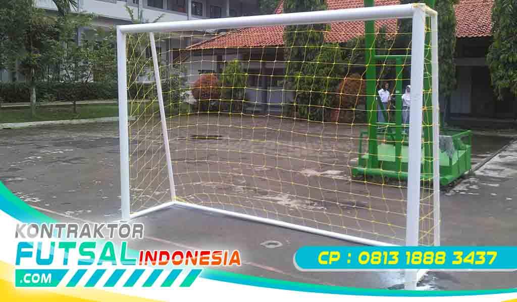 Harga Pembuatan Gawang Futsal Murah Portabel Di Jakarta