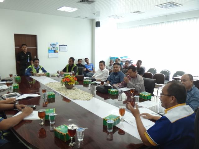 Komisi B Ingatkan PT Kuda Inti Samudra, Dinsosnaker Harus Kawal