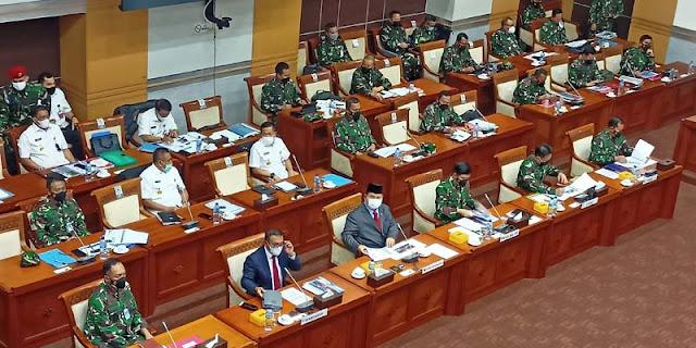 Ini Alasan Rapat Komisi I Bersama Prabowo Digelar Tertutup