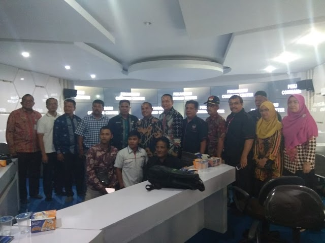 Boyong Wartawan ke Pemko Pekanbaru, Dinas Kominfo Payakumbuh Pelajari Format Kerjasama dengan Media Massa