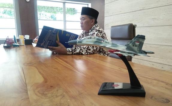 "Wali Kota Bandung Oded M Danial dikabarkan akan bermain di film ""Senyum Sabyan"""