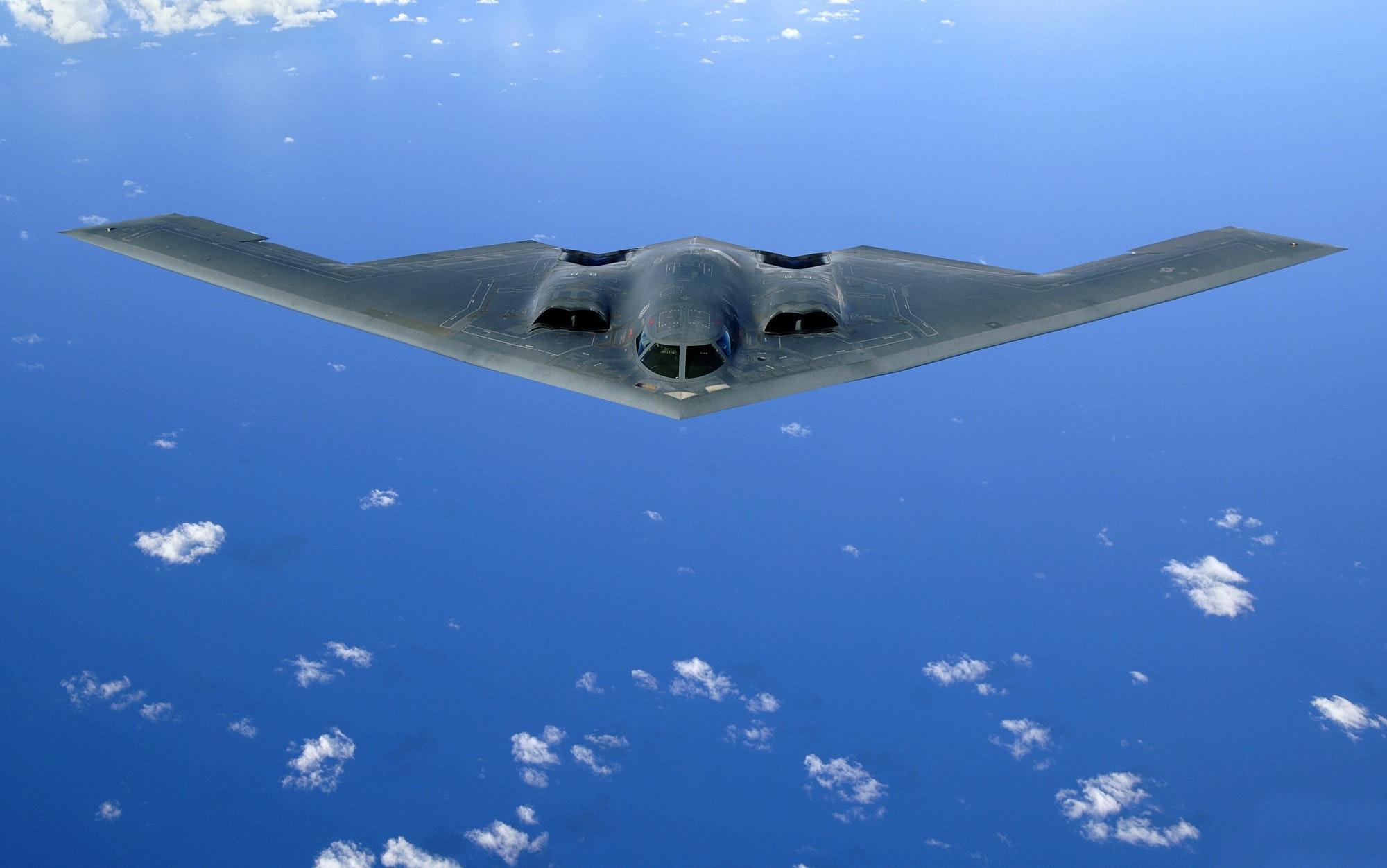 Northrop-Grumman-B-2-Spirit