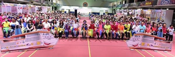彰化縣福利社區化展成果 忠權社區領航協力5社區營造
