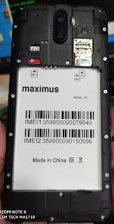 Maximus P2 Flash File