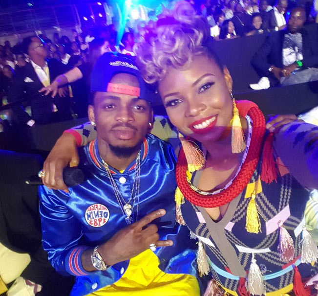 All the celebrity photos from MTV Africa Music Awards (MAMA) 2016