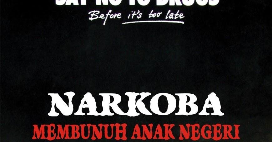 Gambar Ilustrasi Stop Narkoba Janji Siswa Jauhi Narkoba Dewata News