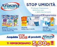 """""""Spendi & Riprendi con Ariasana in Carrefour"""" : ricevi il rimborso di 5€"""
