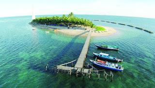 Pulau Beras Basah Samarinda