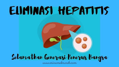 Eliminasi Hepatitis Selamatkan Generasi Penerus Bangsa