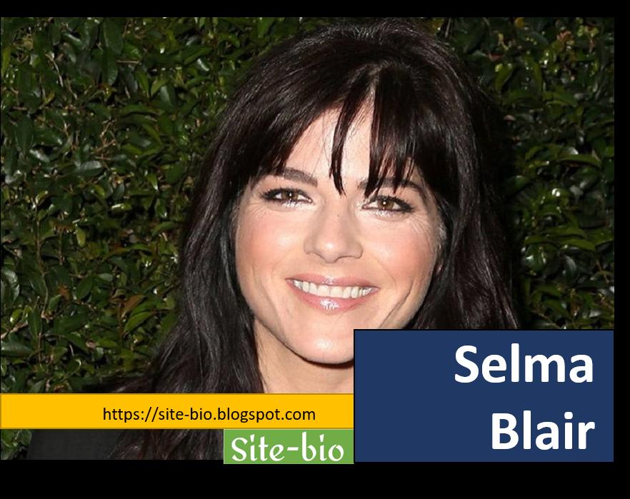 Blair age selma Selma Blair