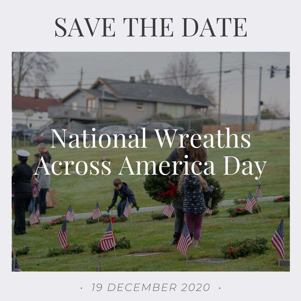 National Wreaths Across America Day Wishes For Facebook
