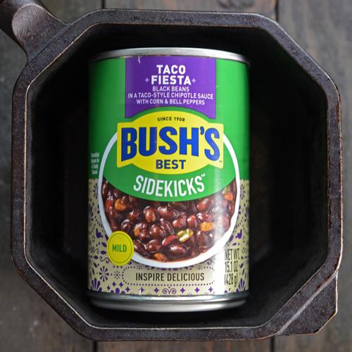 Bush's Best Taco Fiesta Sidekicks
