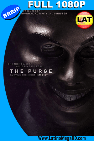 The Purge: La Noche De La Expiación (2013) Latino Full HD 1080P (2013)