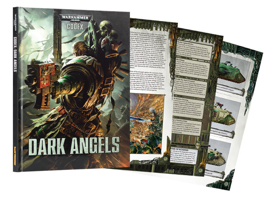 Angel pdf dark