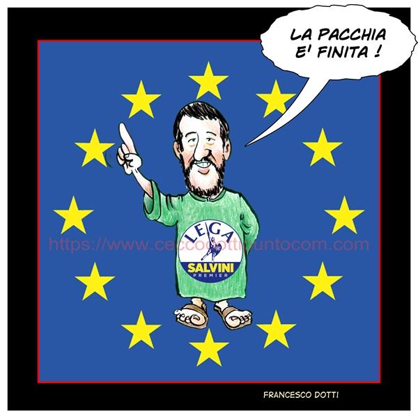 Lega in Europa