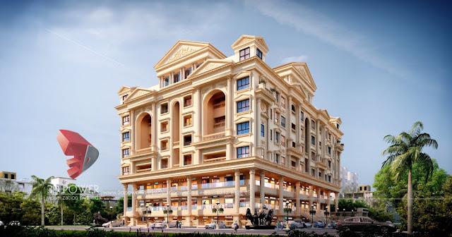 Captivating Architectural3DWalkthroughof an Apartment