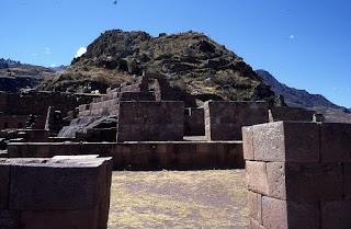 Temple d'Intiwatana Pisac