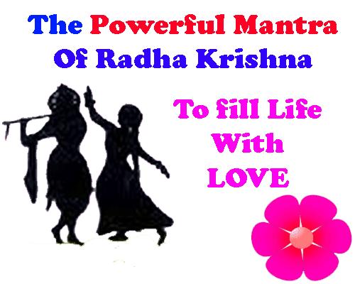 significance of radha krishna spell